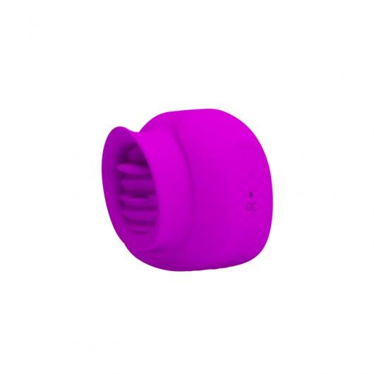 Poderoso Vibrador recarregável com 12 níveis de vibrações - VB088