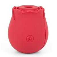Massageador em forma de rosa moderno e bonito Existem 10 diferentes modos - SU026