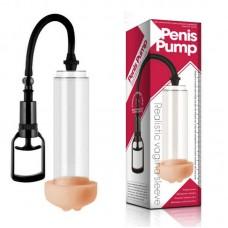 Bomba Peniana com Sistema de Alavanca e Vagina para Penetração - VIPMIX - BB003