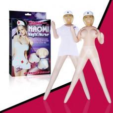 Boneca Enfermeira com Uniforme - VIPMIX - BN011