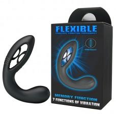 Estimulador de Próstata com Sistema de Contração e Expansão Maleável e 7 Modos de Vibração - FABULOUS CONTRACTION AND EXPANSION - PL053